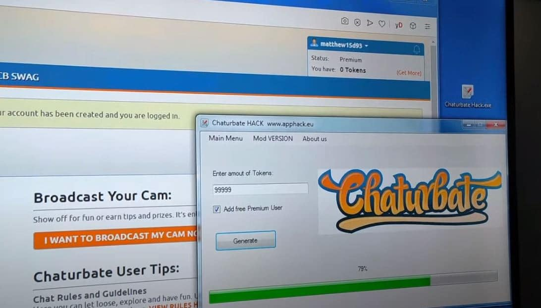 There Is No Chaturbate Token Generator In 2020 Or Ever So
